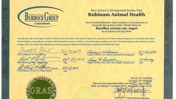 gras-certificate